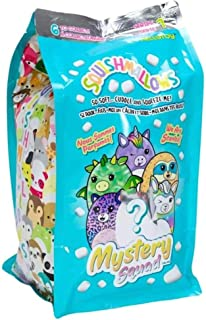 """Squishmallow Kellytoy Scented Mystery Squad Blind Mystery Bag 5"""" Plush Series 1"""