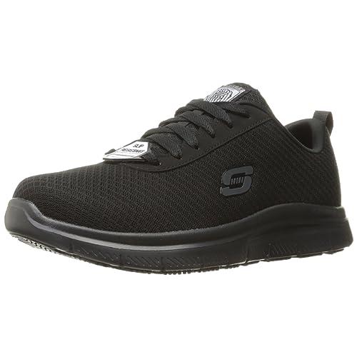 4a593347bdea Skechers Men s Flex Advantage Bendon Work Shoe