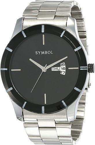 Men S Analog Black Dial Watch