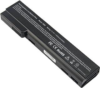 ARyee 6360B - Batería Compatible con HP ProBook 6360b 6460b 6465b 6470b 6475b 6560b 6570b 628670-001 659083-001 CC06 C06X CC06XL HSTNN-F08C HSTNN-I90C HSTNNN-LB2F (11,1 V, 5200 mAh)