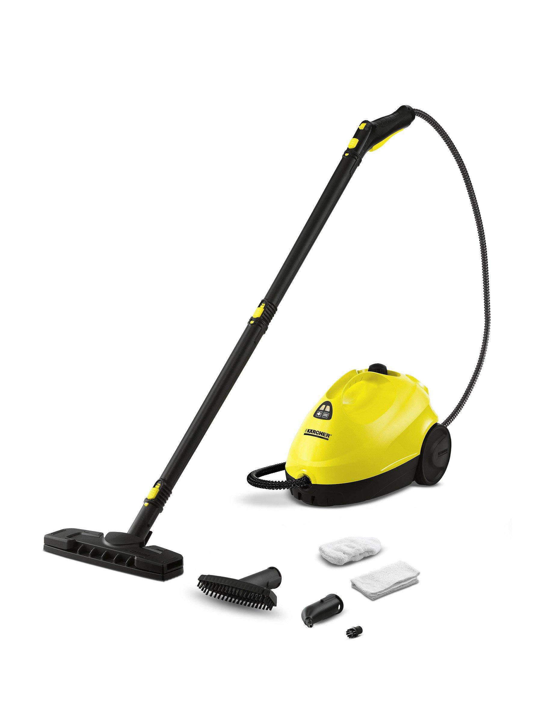 Kärcher 1.512-227.0 Limpiador a Vapor, 1500 W, amarillo: Amazon.es ...