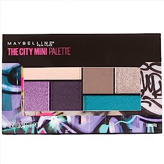 MAYBELLINE The City Mini Palette - Graffiti Pops (並行輸入品)
