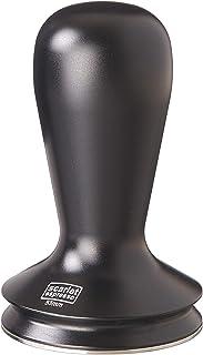 Motta 8350//53 Barista Kaffee-Nivellierwerkzeug 53 mm Schwarz