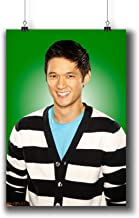 Glee TV Series Poster Small Prints 079-087 Mike Chang,Harry Shum Jr,Wall Art Decor for Dorm Bedroom Living Room (A3 11x17inch 29x42cm)