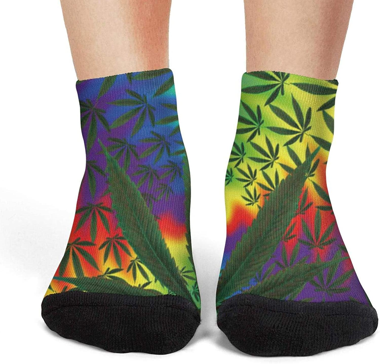 Womens Crazy Ankle Athletic Socks Novelty No Show Low Cut Socks Liner Socks