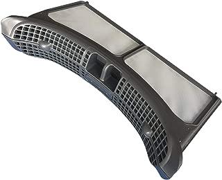 1 Filtre 1 x Filtre pour Whirlpool/® Bauknecht/® Privileg/® HX S/èche Linge Pompe /à Chaleur Filtre Mousse Filtre /Éponge Taille 220x110x5mm Remplace 481010354757