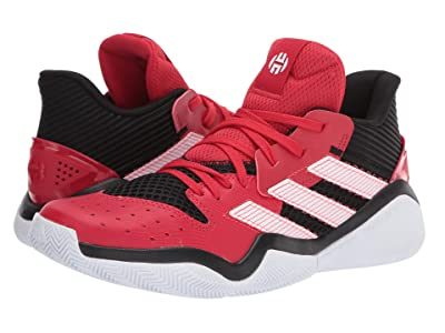 adidas Harden Stepback (Core Black/Scarlet/Footwear White) Men