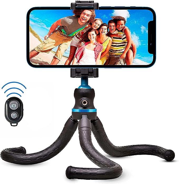 106 opinioni per Flyroy   Treppiede Smartphone  Treppiedi cellulare Octopuss  Cavalletto Telefono
