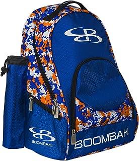 camo softball backpack