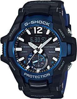 CASIO(カシオ) 腕時計 G-SHOCK ジーショック GRAVITYMASTER Bluetooth モバイルリンク機能 ソーラー GR-B100-1A2 メンズ [並行輸入品]