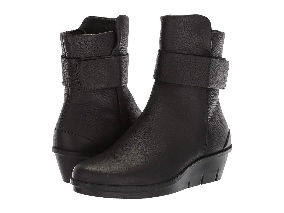 ECCO Skyler Hydromaxtm Boot (Black) Women