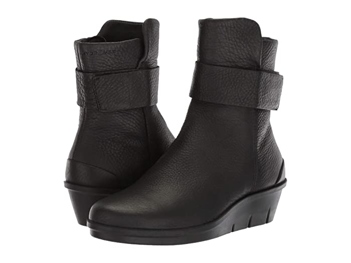 ECCO  Skyler Hydromaxtm Boot (Black) Womens  Boots