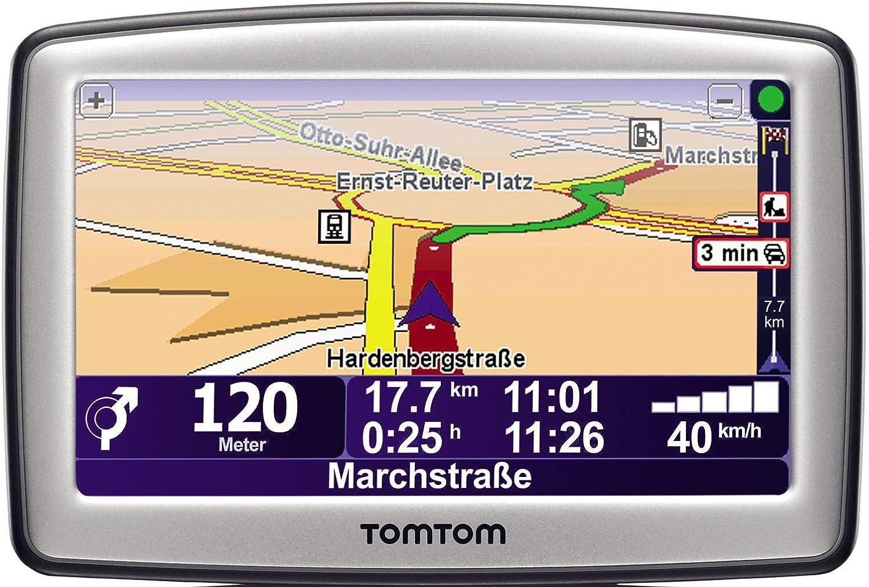 Tomtom Xl Western Europe Traffic 22 Navigationssystem Elektronik