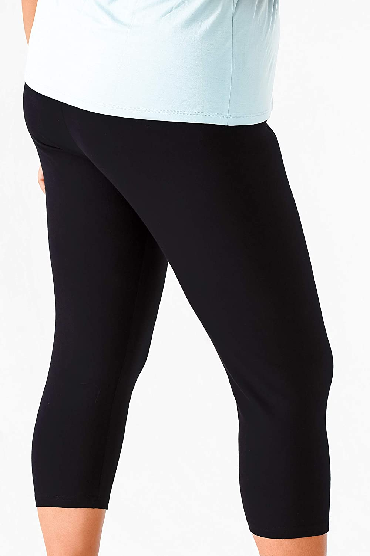 Intro Tummy Control High Waist Capri Length Legging