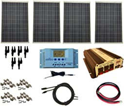 complete off grid power systems