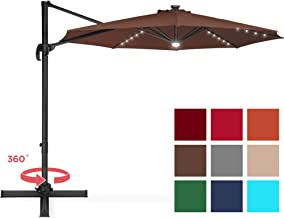 Best brown cantilever umbrella Reviews