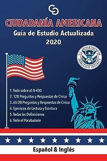 Casi Gringos. Guía de estudio de la Ciudadanía Americana. (Spanish Edition)