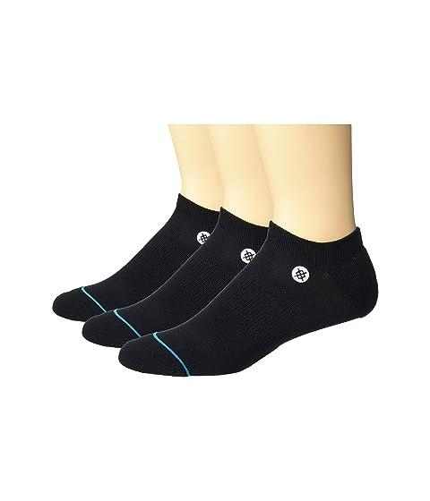 Stance Defender Low No Show Socks in Black