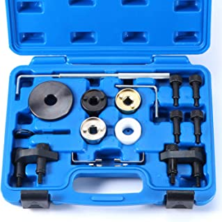 Set of 3 HUMUTA Replacement Car Engine Camshaft Retaining Tool Kits EN-48383 EN-46105 Compatible with Vauxhall Opel Holden Saab Cadillac Buick Chevrolet Pontiac Equinox Saturn 2.8L 3.0L 3.6L Engine