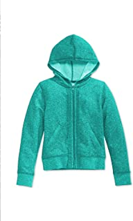 Girls' French Terry Hoodie