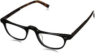 John Varvatos Men's V804 Rectangular Reading Glasses