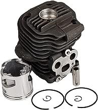 Woniu Cylinder Piston Ring Kits 51mm for Husqvarna K750 K760 Cut Off Saw Replace 506 38 61 71