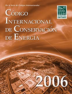 Codigo International de Conservacion de Energia 2006 (International Code Council Series)
