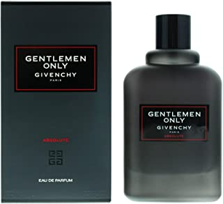 Givenchy Gentlemen Only Absolute Eau de Parfum, Black , 3.3 Fl Oz