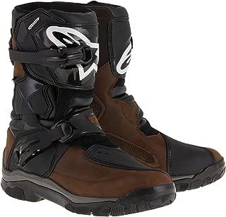 Alpinestars Mens Belize Drystar Oiled Leather Boot (Brown, 11)
