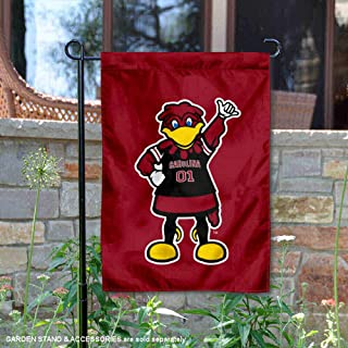 College Flags and Banners Co. USC Gamecocks Cocky Mascot Garden Flag