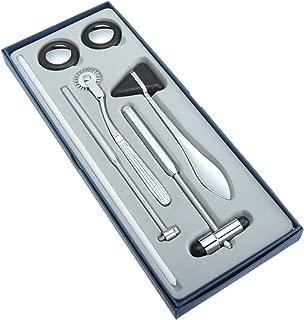 EMI Neurological Reflex Medical Hammer Hammer 5 Piece Set - Black