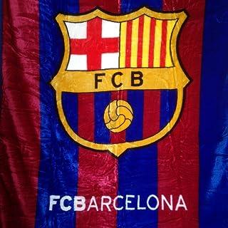FCB Barcelona Luxury Plush Blanket Twin ...