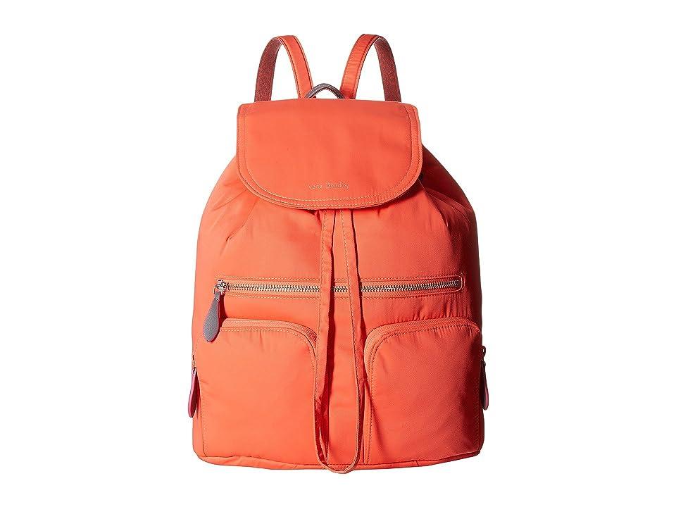 Vera Bradley Midtown Cargo Backpack (Coral Reef) Backpack Bags