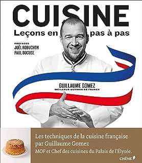 Cuisine, leçons en pas à pas (Meilleur ouvrier de France)