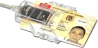 Gemalto ジェムアルト ICカードリーダ・ライタ 電子申告(e-Tax)対応住基カード用PC WINDOW10対応版