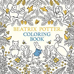 Beatrix Potter Peter Rabbit Coloring Book (AFFILIATE)