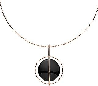 Best skagen rose gold necklace Reviews