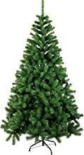 WSJTT Seasonal Décor Christmas Trees Artificial Christmas with Foldable Metal Stand for Christmas Decorate Holiday Indoor ...
