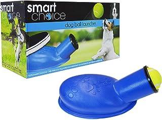 Smart Choice Stomper Dog Ball Launcher, Blue, 0.302999 kg