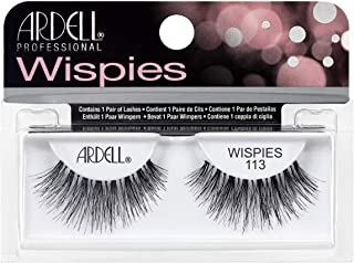 Ardell Lashes Wispies 113 with Free DUO Glue