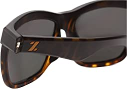 Torched Tortoise w/Dark Grey Polarized Lens