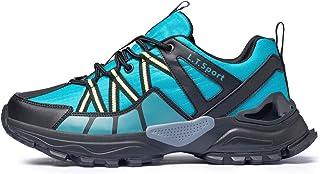 FITORY Laufschuhe Herren Trail Running Schuh Sportschuhe Leichte rutschfest Sport Outdoor Walkingschuhe