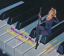 Arthur Fiedler. Gershwin: Rhapsody in Blue. An American in Paris / Concerto in F / I Got Rhythm Variations / Cuban Overture