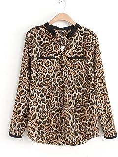 revendeur 9b3fd 5740b Amazon.fr : Leopard - Femme : Vêtements