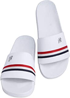 PERY-PAO Boy's Open-back Slipper