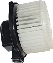 ROADFAR Heater Blower Motor 5179476AA Air Conditioning Blower Motor With Fan Cage Fit for Cadillac CTS/SRX/STS, Lexus RX330/ RX350/ RX400h, Subaru Legacy/Outback, Toyota Sienna