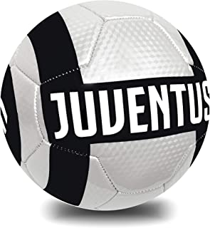 Icon Sports Compatible with Juventus F.C. Licensed Soccer Ball Size 4