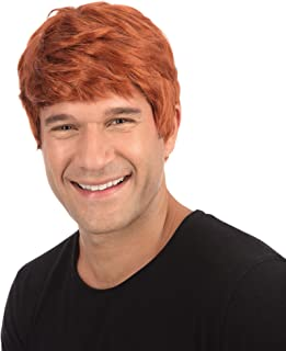 ginger wig male