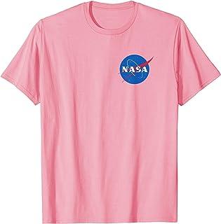Nasa rose Core Logo T-Shirt