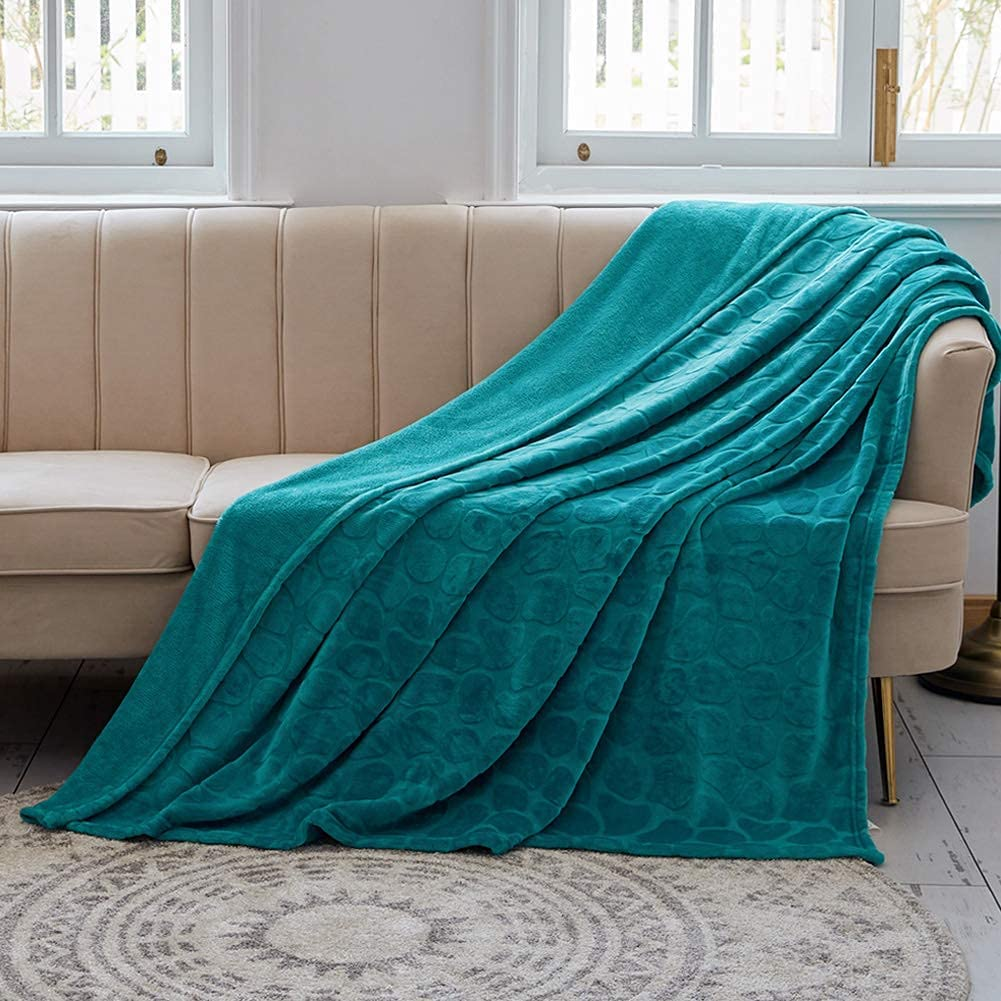 FY FIBER HOUSE Flannel Fleece Industry No. 1 Lightweig Super Blanket Challenge the lowest price Throw Soft